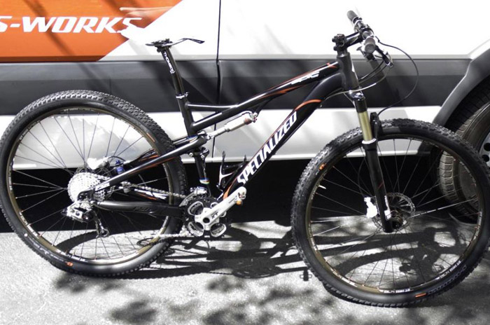 Specialized Epic 2010